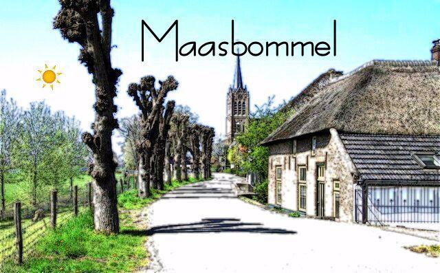 Afbeeldingsresultaat voor Maasbommel